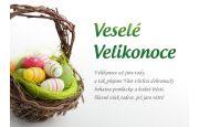 Velikonoční přání V29