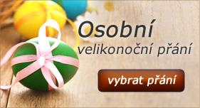 Osobní velikonoční přání